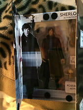Sherlock tv series Sherlock,  benedict cumberbatch  5 inch  figure  set