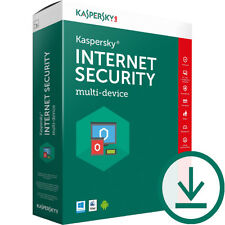 Kaspersky Internet Security 2017 multi-device 10 PC | 1Year | Download | UK/EU