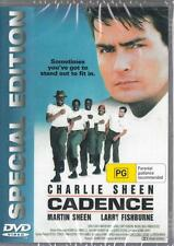 CADENCE - CHARLIE SHEEN -  NEW DVD FREE LOCAL POST