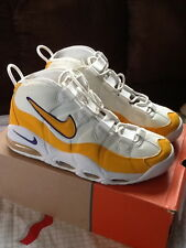 NIKE AIR MAX TEMPO LAKERS EDITION SZ 10.5 WORN ONCE KOBE COLORWAY