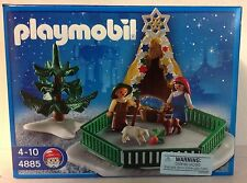 Playmobil  4885 Nativity Scene / Christmas  -  NEW