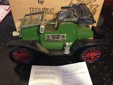 Jim Beam Model T Ford Regal CHINA Decanter Original Condition with Box
