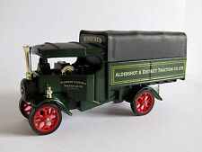 MATCHBOX YESTERYEAR FODEN STEAM LORRY ALDERSHOT & DISTRICT WINIFRED Y27 CODE 3