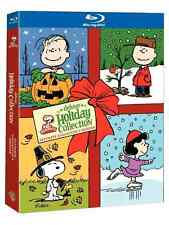 Charlie Brown Peanuts Complete Holiday Collection Christmas + More BluRay Set