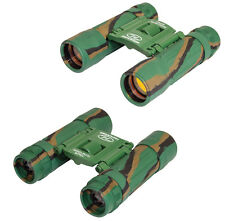 High Quality Camouflage OP Binoculars 10 x 25 Magnification ( Military Recce New
