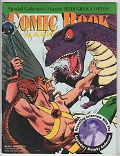 Comic Book Market Place #32  ( Hawkman issue )  NM