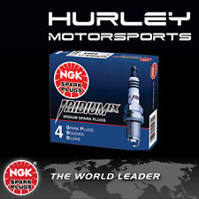 NGK Iridium IX Spark Plugs - Stock #7803 - DPR7EIX-9 - Threaded Stud - Qty (4)