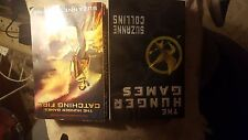 The Hunger Games and Catching Fire Books (2)