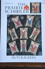 The Prairie Schooler NUTCRACKERS Chart Book OOP No. 59 EUC