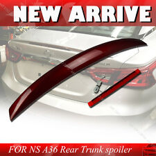 STOCK IN LA! Painted NAW For Nissan A36 8th Maxima 4DR Sedan Trunk Spoiler ABS
