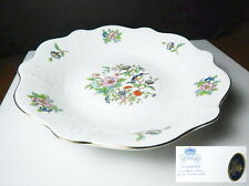 "Aynsley Bone China PEMBROKE 10 3/8"" Round Clyde Bowl"