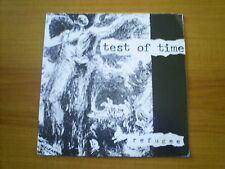 TEST OF TIME Refugee NEW YORK HARCORE EP 1991