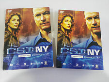 CSI NEW YORK NY TEMPORADA 3 COMPLETA 6 DVD CAJA DESPLEGABLE CAPITULOS 1-24