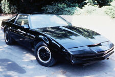 Knight Rider 24X36 Poster Pontiac Trans Am Kitt Car