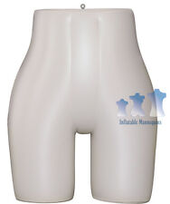 Inflatable Mannequin, Female Panty Form, Ivory