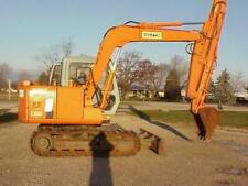 HITACHI EX60-3 EXCAVATOR WORKSHOP MANUAL ON CD *FREE POSTAGE*
