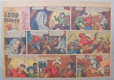 Lone Ranger Sunday Page by Fran Striker and Ed Kressy from 3/5/1939