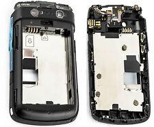 Véritable Blackberry Bold 9700/9780 logement complet châssis central de couvrir une partie BK
