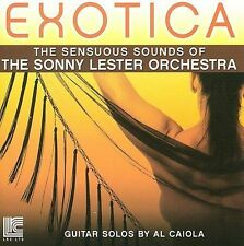 Exotica: The Soothing Sounds of The Sonny Lester Orchestra by Sonny Lester...