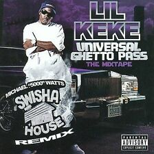 Lil' Keke: Universal Ghetto Pass  Audio CD