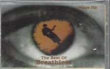 BEST OF BREATHLESS PICTURE THIS Walk Right In Happy Ending RARE OOP NEW CASSETTE