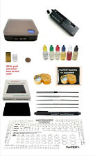 Gold/Silver Acid Testing Kit + Electronic Diamond Tester Checker + Digital Scale