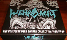 Wehrmacht - The Complete Beer Soaked Collection 5x LP + 2 CD Box-set New Thrash