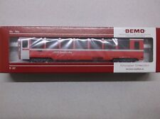 Bemo 3694135 Panoramawagen Bernina-Express RhB Bp 2525