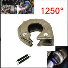 New T3 Titanium Turbo Blanket Heat Shield Cover Barrier Turbo charger Cover Wrap