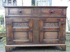 Stunning Exceptional Quality Vintage Titchmarsh & Goodwin Style Small Sideboard