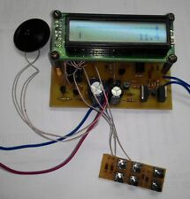 Russian selective pulse induction DIY metal detector Chance