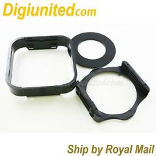 72mm 72 mm Metal Adapter Ring + Filter Holder + Lens Hood for Cokin P Series