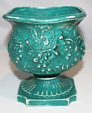 Turquoise French Country Chic Style Floral Vase A S Chalk Paint Florence