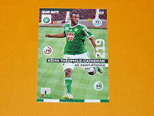 THEOPHILE-CATHERINE AS ST-ETIENNE ASSE FOOTBALL ADRENALYN CARD PANINI 2015-2016