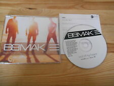 CD POP BBMak-Out of My Heart (1) canzone PROMO Telstar + presskit