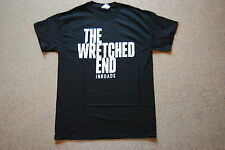 THE WRETCHED END DEATH BY NATURE T SHIRT MEDIUM NEW OFFICIAL OMINOUS INROADS