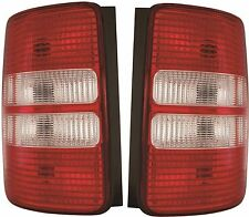 VOLKSWAGEN CADDY TAIL LIGHT LAMP PAIR ( LEFT + RIGHT) TAILGATE TYPE 2010 - 2015