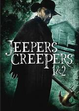 99 Cent DVD Sale - Jeepers Creepers/Jeepers Creepers 2 (DVD, 2014, 2-Disc Set)
