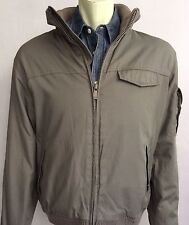 XDYE Military Jacket, Steely Gray, Large, Excellent Condition