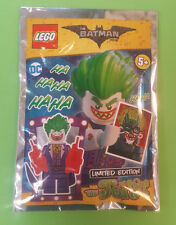 Lego® Batman™ The Joker als Limited Edition Minifiguren Lego Movie Neu & OVP
