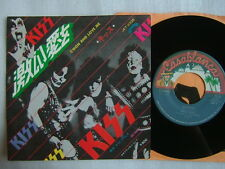 KISS C'MON AND LOVE ME / JAPAN 7INCH 45RPM
