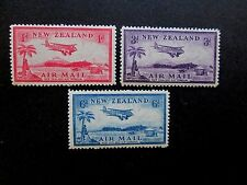 New Zealand Stamps  - 1935 Airmail set of 3 - MNH
