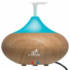 Essential Oil Diffuser Air Aroma Mist Theapy Vapor Ultrasonic Light Purifier