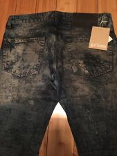 NEW Rare John Galliano Jean Distressed Htf Men S Owens M Medium 48 Rick Pants