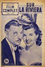 Le film complet n°320  -1952 - Danny Kaye - Corinne Calvet -