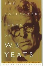 THE COLLECTED POEMS of W.B. Yeats Revised 2ND Edition (1996)