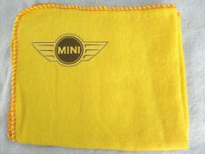 BMW NEW MINI: HI-QUALITY LARGE CLEANING DUSTER CLOTH WITH MINI LOGO DECAL