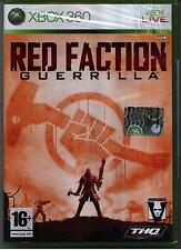 XBOX 360 - RED FACTION GUERRILLA - XBOX LIVE - PAL - ITA - NUOVO