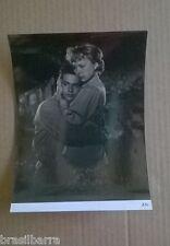 """7 PHOTOS de Presse du Film """"LES FRUITS SAUVAGES"""" (France) 1953 + dédicaces"""