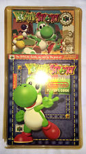 N64 Yoshi's Story - Game + Guide in blister pack - NEW SEALED - RARE!